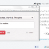 Pin A Quote Helps Bring Wordification to Pinterest